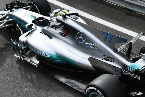 Valtteri Bottas verliert in Silverstone fünf Plätze in der Startaufstellung - Foto: Sutton
