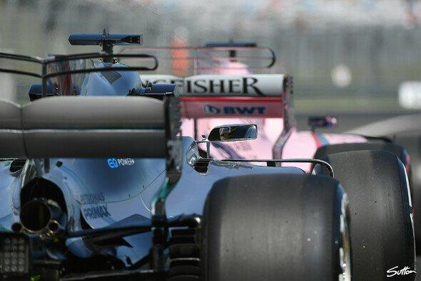 Im Mercedes W08 EQ Power+ schnurrt seit Spa ein neues Aggregat, die Kunden Force India und Williams müssen noch auf das Upgrade warten - wirklich ein Nachteil? - Foto: Sutton