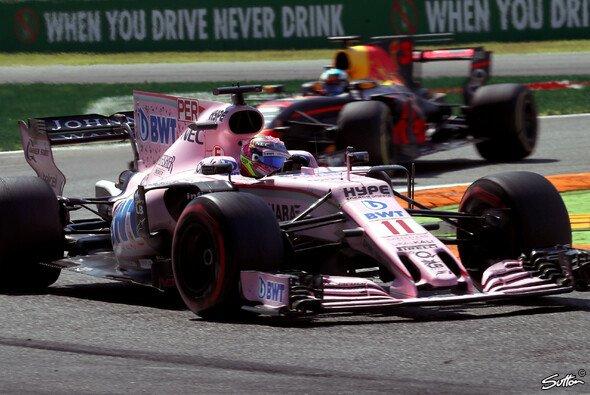 Force India gelingt es immer wieder, auch die großen Teams zu ärgern - Foto: Sutton