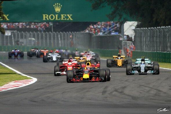 Der Mexiko GP läuft im TV zu später Stunde - Foto: Sutton