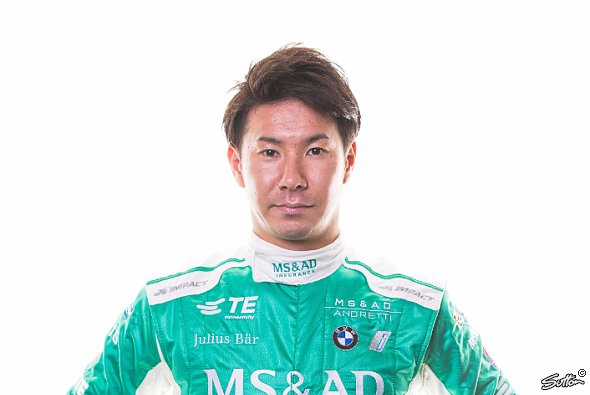 Kamui Kobayashi debütiert beim Saisonstart in Hongkong in der Formel E - Foto: Sutton