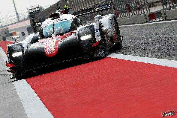 Fernando Alonso fuhr am vergangenen Sonntag den Toyota LMP1 - Foto: Sutton