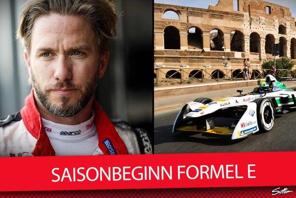 Die Formel E startet Anfang Dezember in die Saison 2017/18 - Foto: Sutton