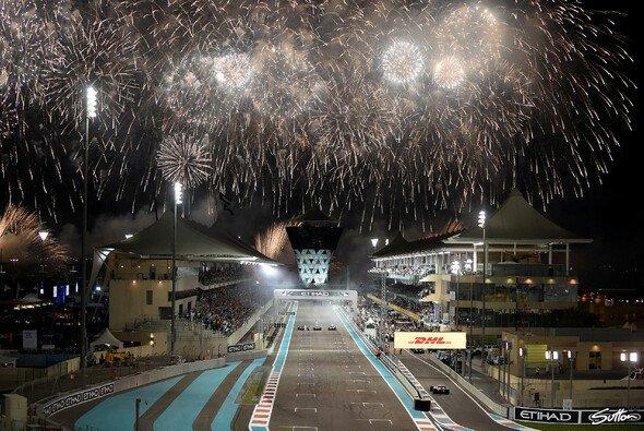 Die Formel E könnte Ende 2018 in Abu Dhabi in die Saison starten - Foto: Sutton