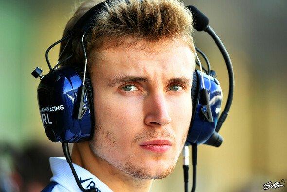 Sergey Sirotkins russischer Förderer beteuert, dass der Williams-Pilot kein Pay Driver ist - Foto: Sutton
