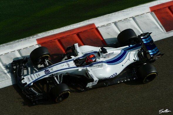 Robert Kubica hat in Abu Dhabi überzeugt - Foto: Sutton