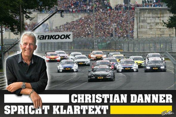 Christian Danner: Die DTM spielt in einer anderen Liga als das ADAC GT Masters - Foto: DTM/Sutton