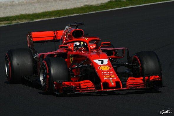 Die MSM-User kürten den Ferrari zum schönsten Formel-1-Auto 2018 - Foto: Sutton