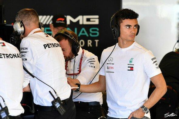 Pascal Wehrlein und Mercedes gehen in Zukunft getrennte Wege - Foto: Sutton