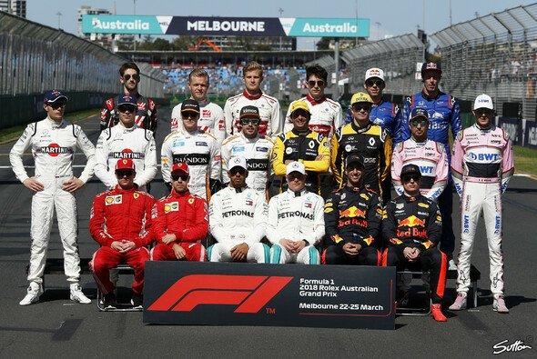 Der Aufstieg in den elitären Kreis der Formel-1-Piloten unterliegt einem komplexen Superlizenz-System - Foto: Sutton