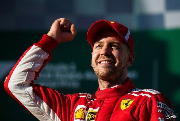 Sebastian Vettel feiert heute in Bahrain F1-Jubiläum: 200. Start - Foto: Sutton