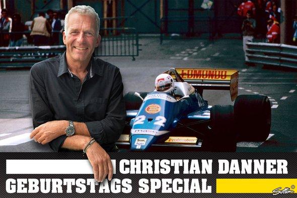 Christian Danner erlebte als Formel-1-Pilot in den 1980er Jahren die erste Turbo-Ära - Foto: Sutton/Motorsport-Magazin.com