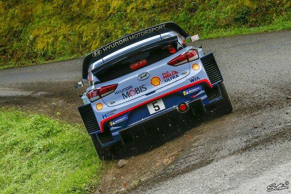 Die Rallye Deutschland 2018 findet vom 16. bis 19. August statt - Foto: Sutton