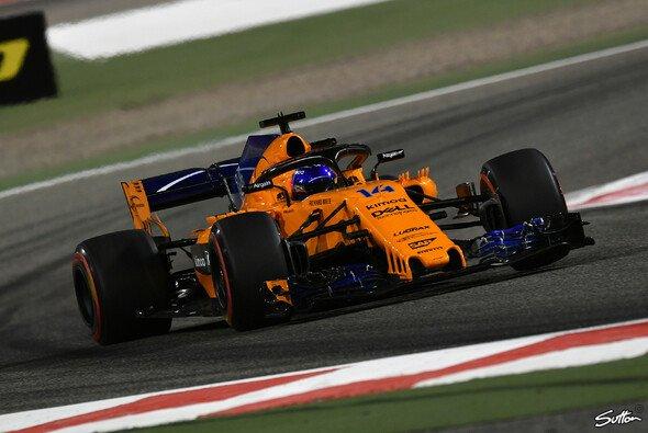 McLaren will in Bahrain den nächsten Schritt machen und im Qualifying das erste Q3 2018 erreichen - Foto: Sutton