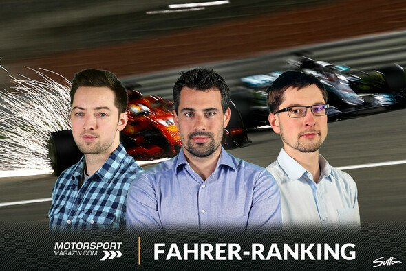 Motorsport-Magazin.com unterzog das F1-Feld in Bahrain dem knallharten Formcheck - Foto: Sutton/Motorsport-Magazin.com