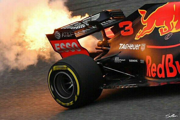 Auch in der Formel-1-Saison 2021 müssen die Teams Strafen für Motorschäden fürchten - Foto: Sutton