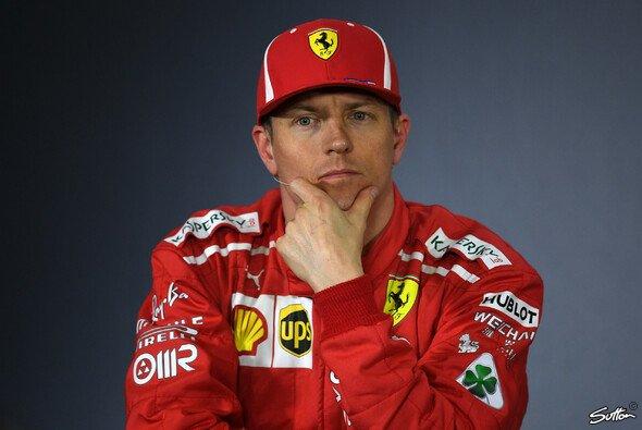 Kimi Räikkönen schrammt in China um 0,087 Sekunden an der Pole vorbei - Foto: Sutton