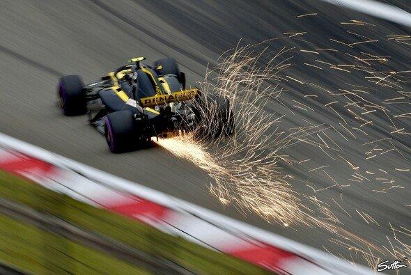 Die Formel 1 kann sich in China auf einen vor Spannung sprühenden Grand Prix freuen - Foto: Sutton