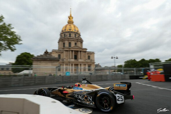 Sieg für Jean-Eric Vergne in Paris - Foto: Sutton