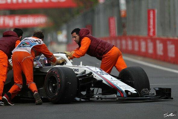 Die FIA hat den Williams-Protest nicht zugelassen - Foto: Sutton