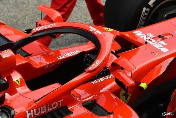 Update-Zeit: Beim Spanien-GP bringen die Formel-1-Teams viele neue Bauteile - Foto: Sutton