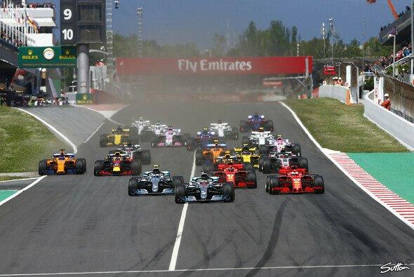 Die Formel 1 kehrt mit dem Rennen in Spanien zum gewohnten Europa-Zeitplan zurück - Foto: Sutton