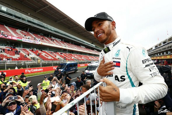 Lewis Hamilton hat sich in Spanien sein eigenes Können bewiesen - Foto: Sutton