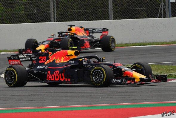 Max Verstappen konnte Daniel Ricciardos Forderung nach einem Red-Bull-Platztausch nachvollziehen - Foto: Sutton