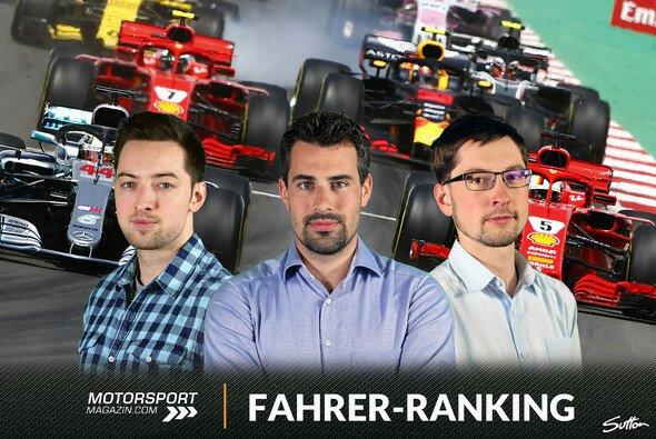 Florian Becker, Christian Menath und Jonas Fehling kommen bei den Top-3-Fahrern 2018 alle zum selben Schluss - Foto: Sutton/Motorsport-Magazin.com