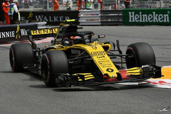Im Formel-1-Qualifying von Monaco wurde Renault von McLaren und Force India geschlagen - Foto: Sutton