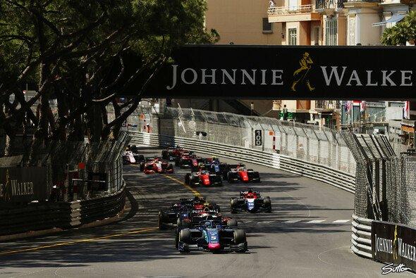 In Monaco geht es wieder eng zu - Foto: Sutton