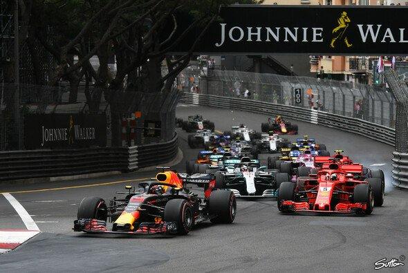 Der Monaco GP wartet traditionell mit einem etwas anderen Zeitplan auf - Foto: Sutton