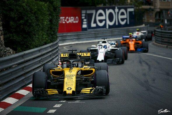 Renault erwartet in Montreal einen harten Kampf gegen die Mittelfeld-Konkurrenz - Foto: Sutton