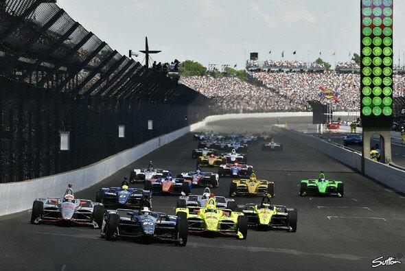 Das Indy 500 wurde in den August verlegt - Foto: Sutton