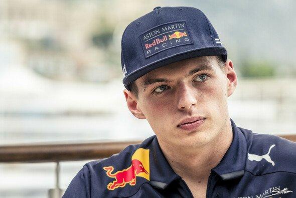 Max Verstappen sieht sich selbst nicht in einer Krise - Foto: Sutton