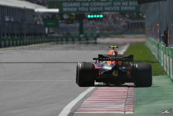 Red Bull dominierte nach Monaco auch den Freitag in Montreal - Foto: Sutton