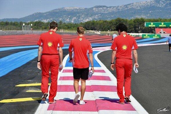 Heute im Live-Ticker: Formel-1-Rückkehr nach Frankreich, auf dem Circuit Paul Ricard wird wieder gefahren - Foto: Sutton