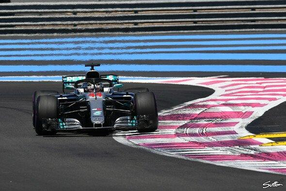 Formel 1 Frankreich 2018 Hamilton Deklassiert Vettel Im Fp2