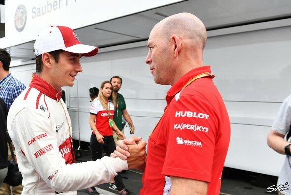 Jock Clear soll bei Ferrari eine Schlüsselrolle für Charles Leclerc spielen - Foto: Sutton