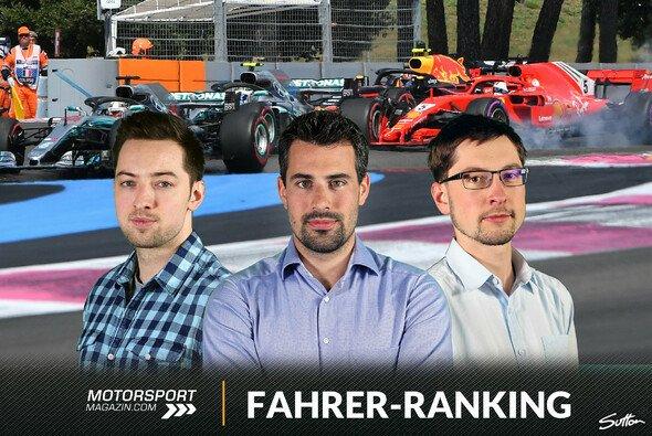 Das Fahrer-Ranking zum Frankreich GP sorgt für eine Überraschung rund um Startcrasher Vettel - Foto: Sutton