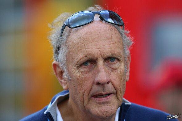Hans-Joachim Stuck gibt sein Amt als DMSB-Präsident ab - Foto: Sutton