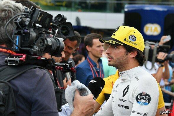 Renault erwartet von Red Bull eine Entscheidung was die Zukunft von Carlos Sainz angeht - Foto: Sutton