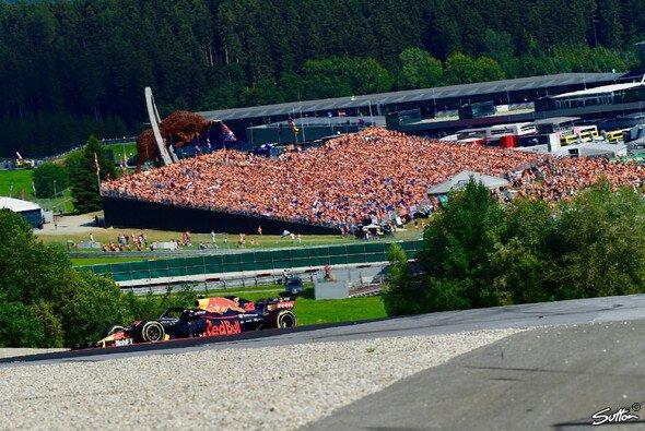 Max Verstappen siegte im Vorjahr in Spielberg - Foto: Sutton