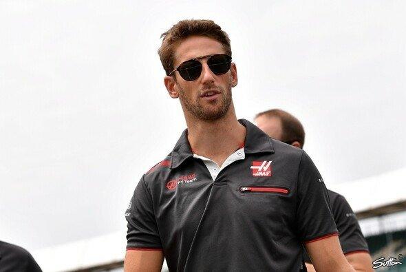 In Silverstone will Romain Grosjean unterstreichen: Er ist raus aus dem Tief der Saison 2018 - Foto: Sutton