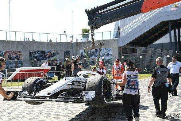 Für Sauber endete eine eigentlich starke Performance mit einem Doppel-Ausfall - Foto: Sutton