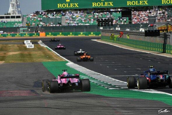 Die Formel 1 einigt sich mit Silverstone auf zwei Rennen - Foto: Sutton