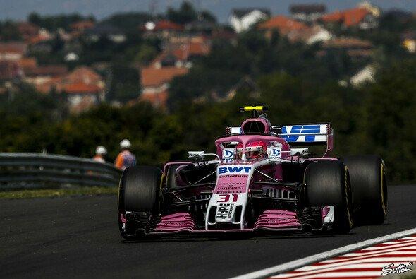 Für Force India geht es um alles: Kann der Rennstall die Insolvenz noch abwenden? - Foto: Sutton