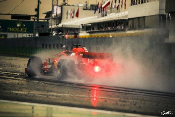 Der launische Sommer wird der Formel 1 in Ungarn an diesem Wochenende erneut Regen bescheren - Foto: Sutton