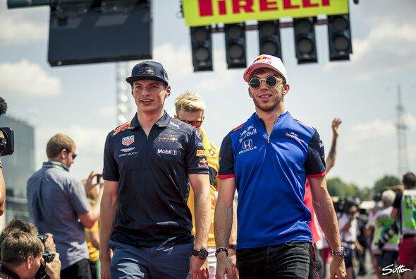 Für Red Bull sei Pierre Gasly von vornherein die logische Wahl zur Ricciardo-Nachfolge gewesen, so Teamchef Horner - Foto: Sutton