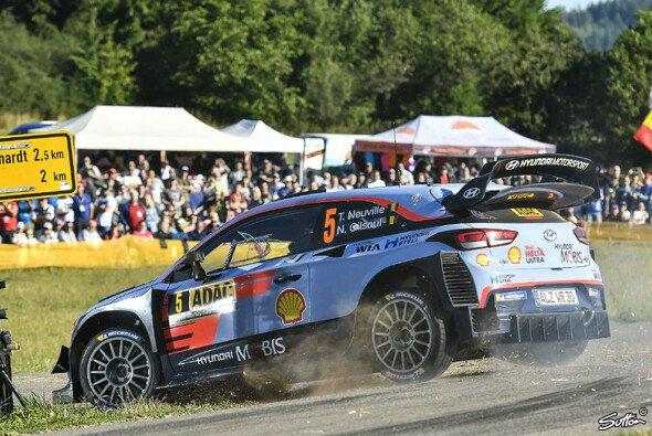 Die Rallye Deutschland findet vom 22. bis 25. August 2019 statt - Foto: Sutton